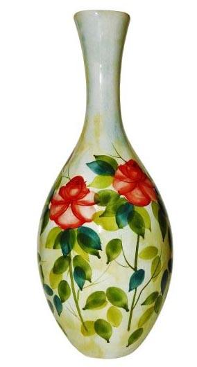 گلدان پلاستیکی آجری